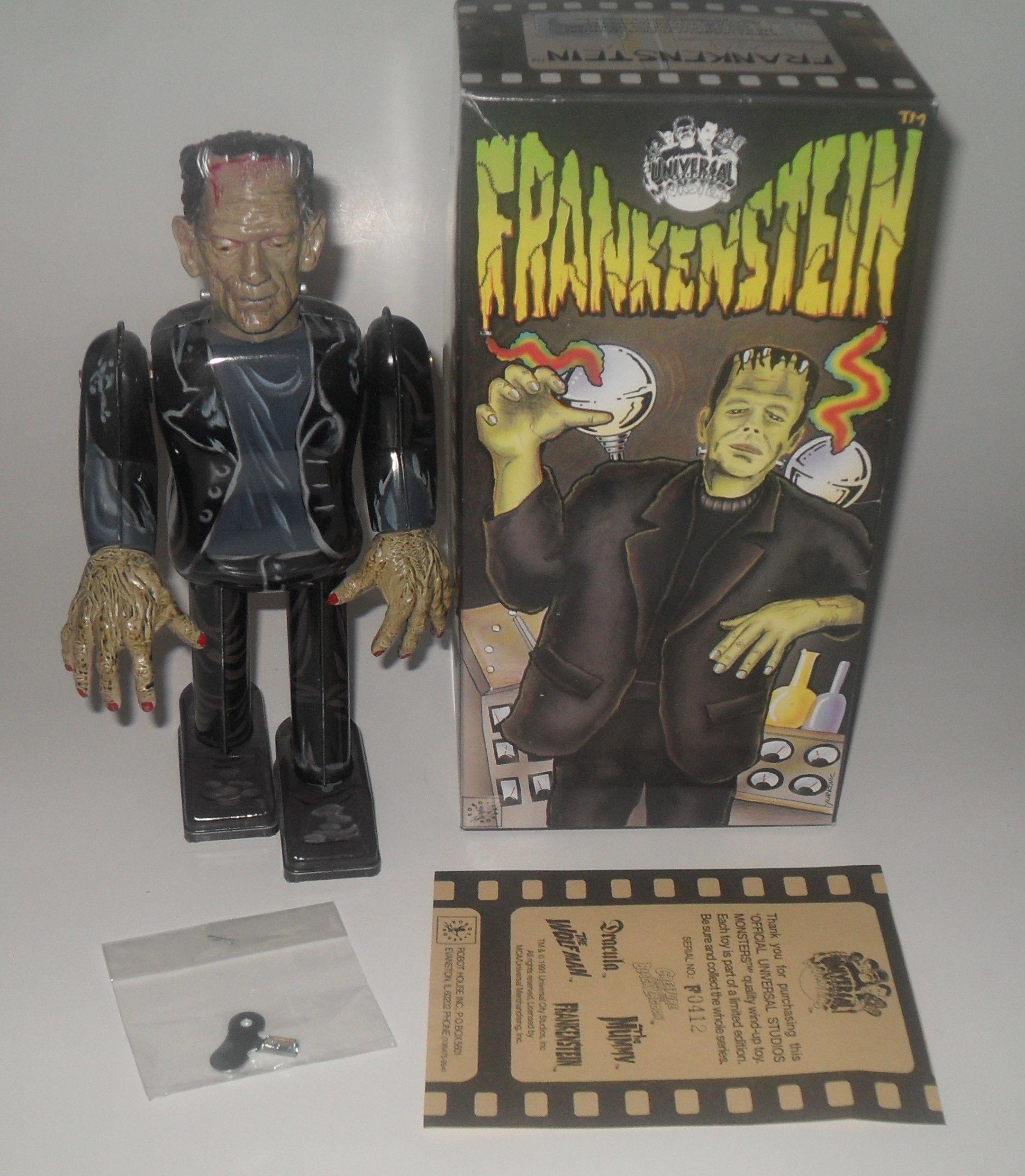 Images of vintage toys  Vintage Wind up Frankenstein  VINTAGE TOYS  Pinterest  Frankenstein