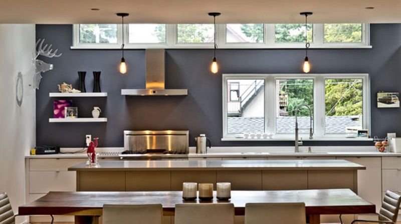 10 Kitchens Without Upper Cabinets Kitchens Without Upper Cabinets Upper Cabinets Kitchen Without Wall Units
