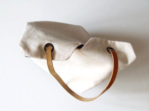 diy project: renske's minimalist tote bag – Design*Sponge