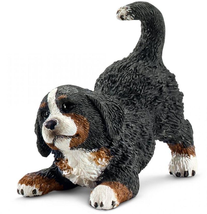 Schleich Bernese Mountain Dog Puppy In Playful Pose Figurine Www Minizoo Com Au Bernese Mountain Dog Puppy Bernese Mountain Dog Bermese Mountain Dog