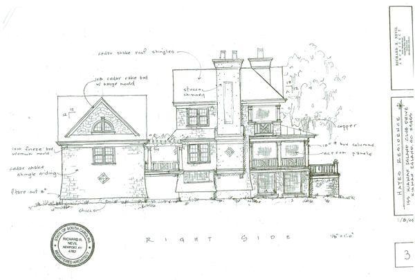 architectural design drawing. Exellent Architectural Kiawah Island South Carolina Architect  Design Drawings Intended Architectural Drawing