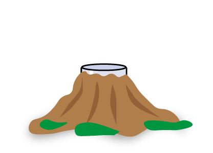Cómo hacer un Volcán | Experimentos para Niños | BuhoCo en