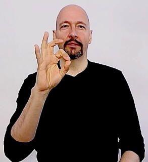 Learn ASL through Dr.Bill http://www.lifeprint.com/asl101 ...