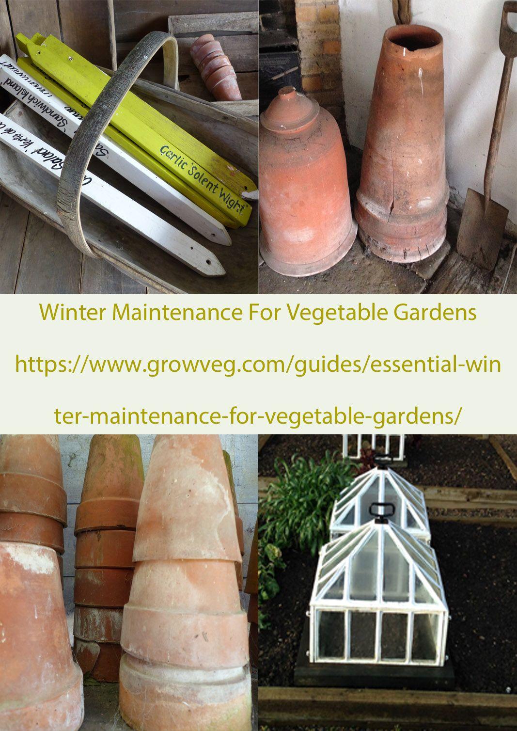 essential winter maintenance for vegetable gardens https www