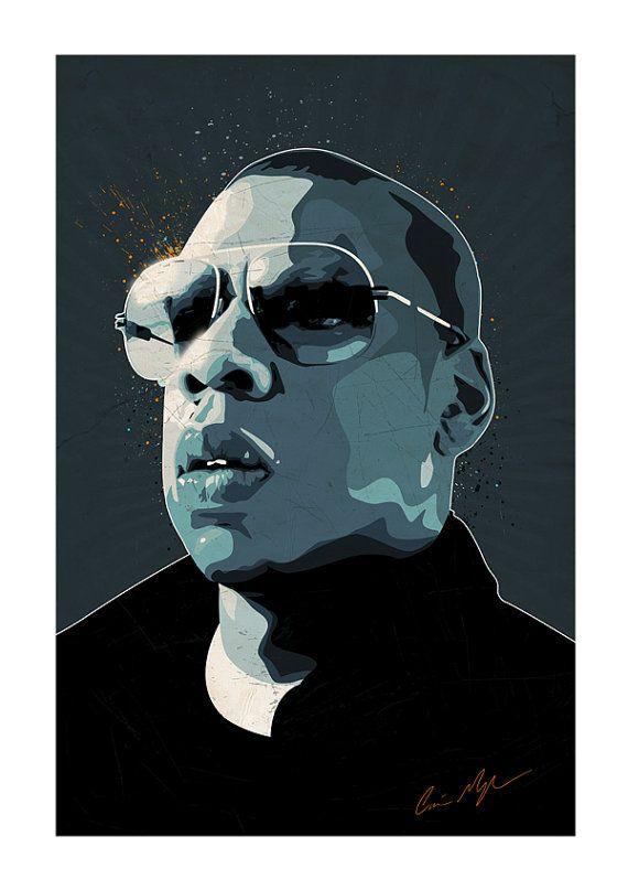 Pin By Matt Mitchell On Dpt Hip Hop Art Rapper Art Hip Hop Illustration