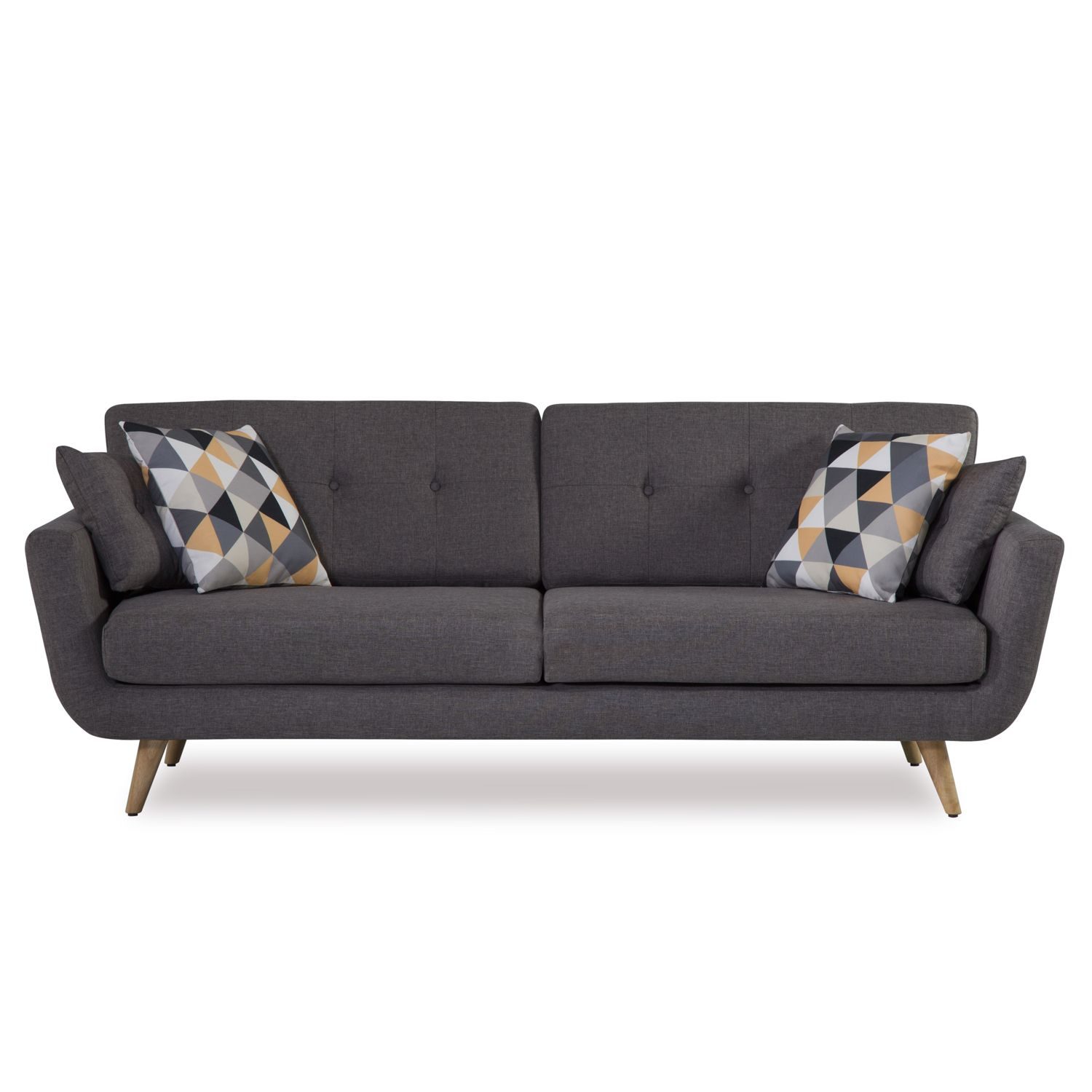 Zara 3 Seater Sofa | House Furniture | Zara home sofa, Three ...