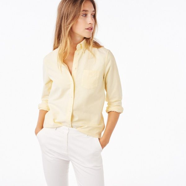 The Perfect Oxford Shirt