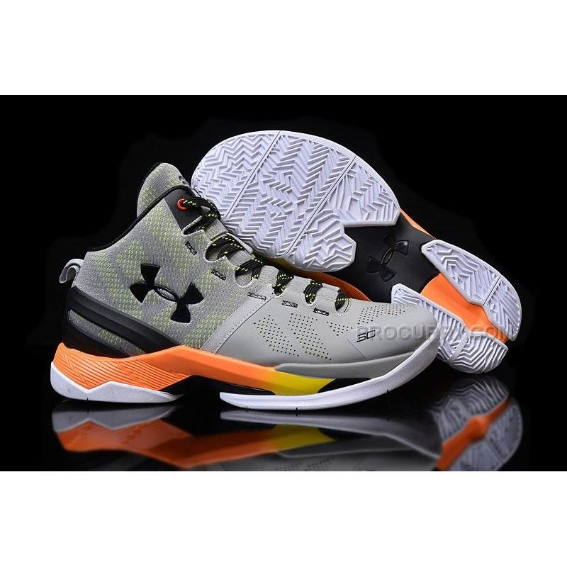 Men Basketball Shoes Under Armour Curry Two 241 Discount