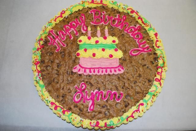 Pin On Cookie Cakes