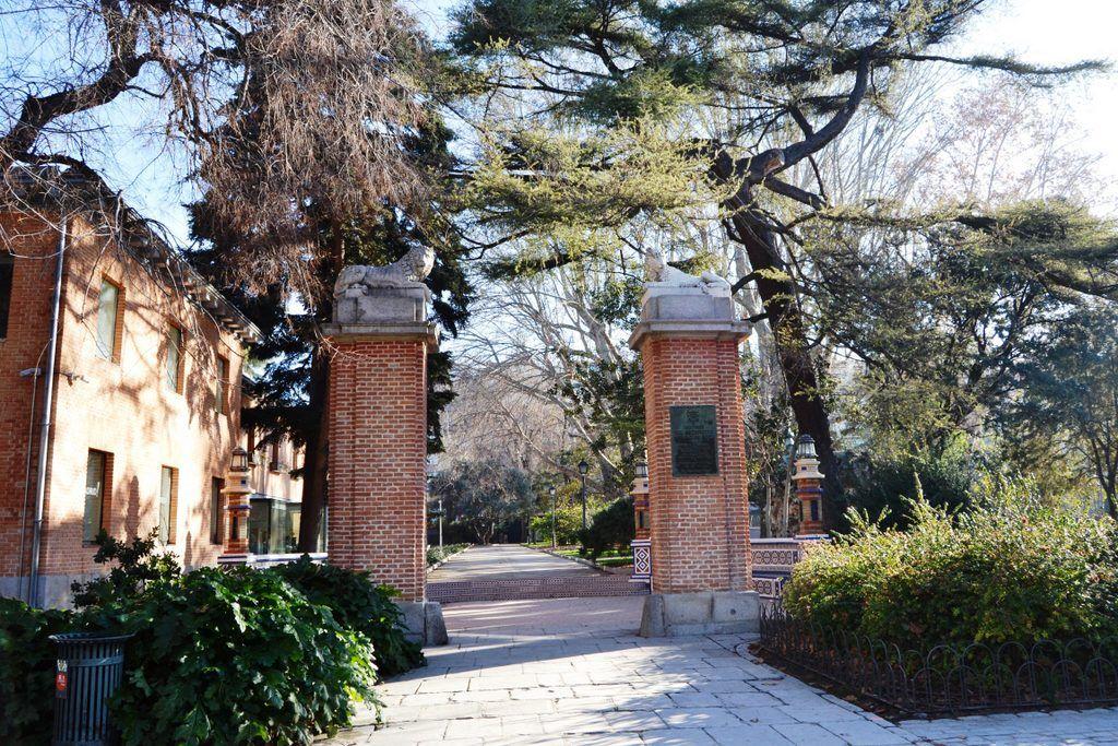 La casa de fieras ubicaba en el parque del retiro fue el zool gico de madrid hasta 1972 pero - La casa del parque ...