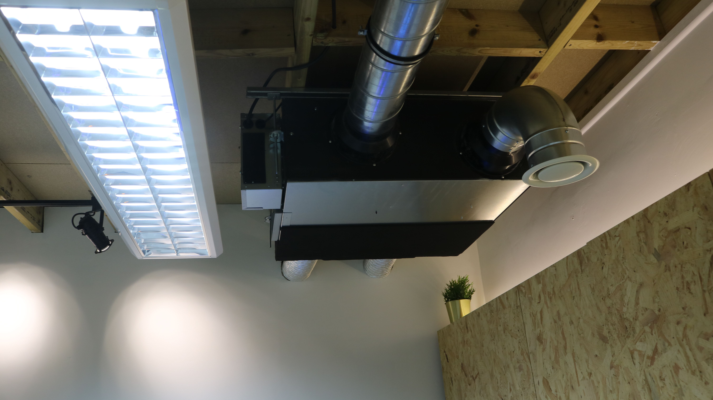 Ceiling Suspended Ventilation Unit Air conditioning