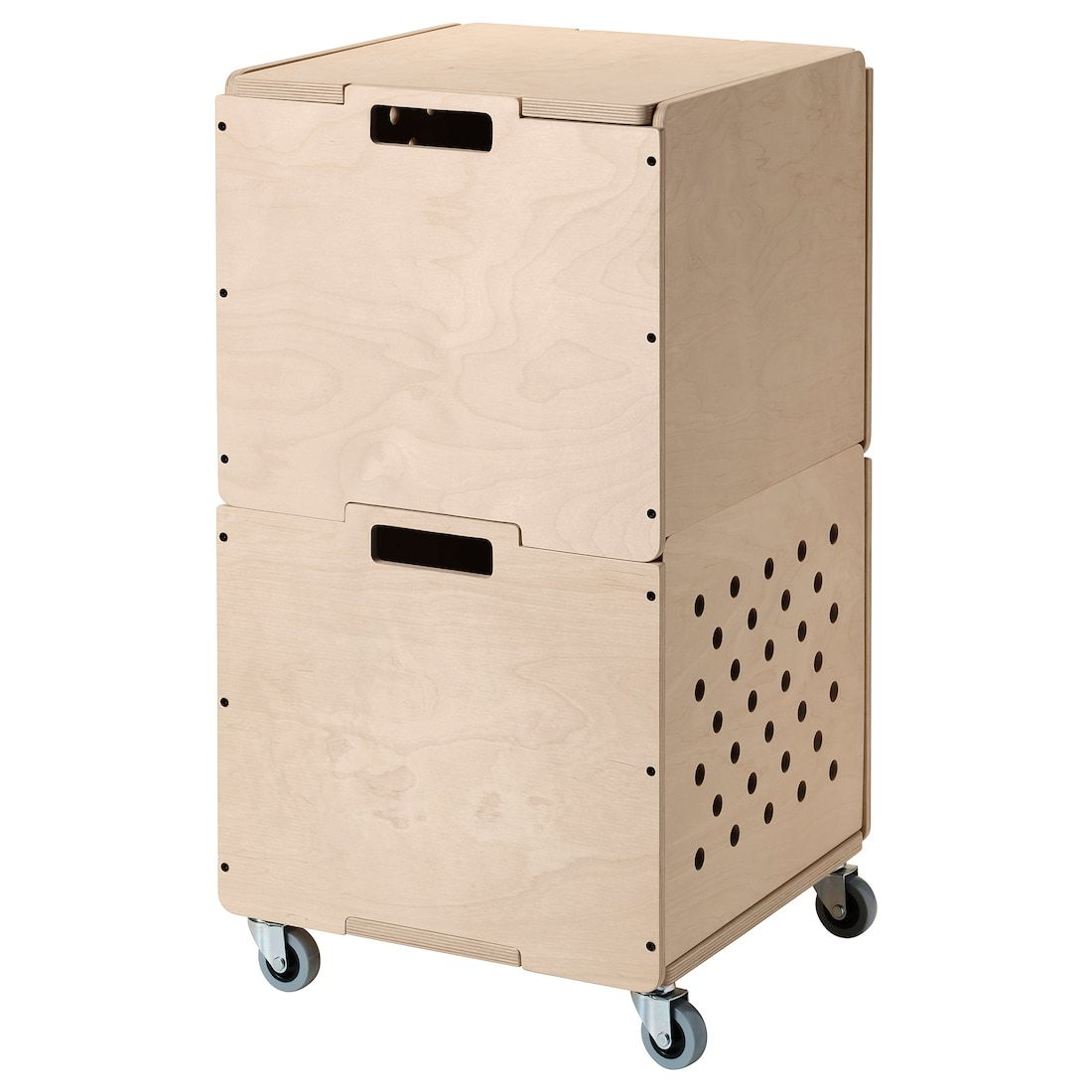 Ombyte Forvaring Pa Hjul Ikea Storage Storage Boxes Ikea