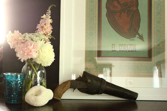 MIMI+MEG:: bookcase styling