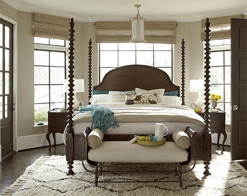 The Santa Rosa Poster Bed Can Be Personalized With Tall Short And Extra Short Posts The