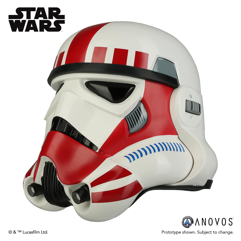 Star Wars Imperial Shock Trooper Helmet Accessory Imperial Stormtrooper Stormtrooper Helmet