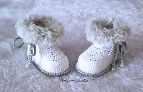 Photo of Bambino, sandali, Pantofole, scarpe scarpette, scarpette per neonati all'uncinetto