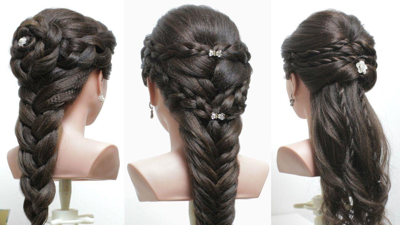 easy hairstyles for long hair tutorial hairstyles