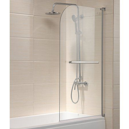 Home Improvement Bath Shower Screens Shower Over Bath Frameless Shower Doors
