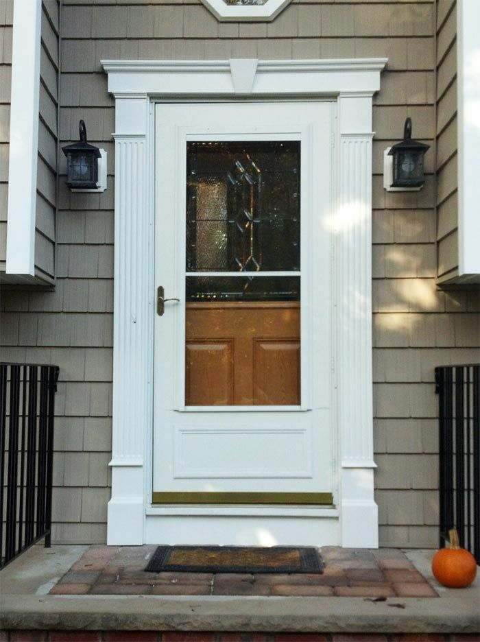 Door surrounds pvc composite pilaster pictures google - Decorative exterior door pediments ...