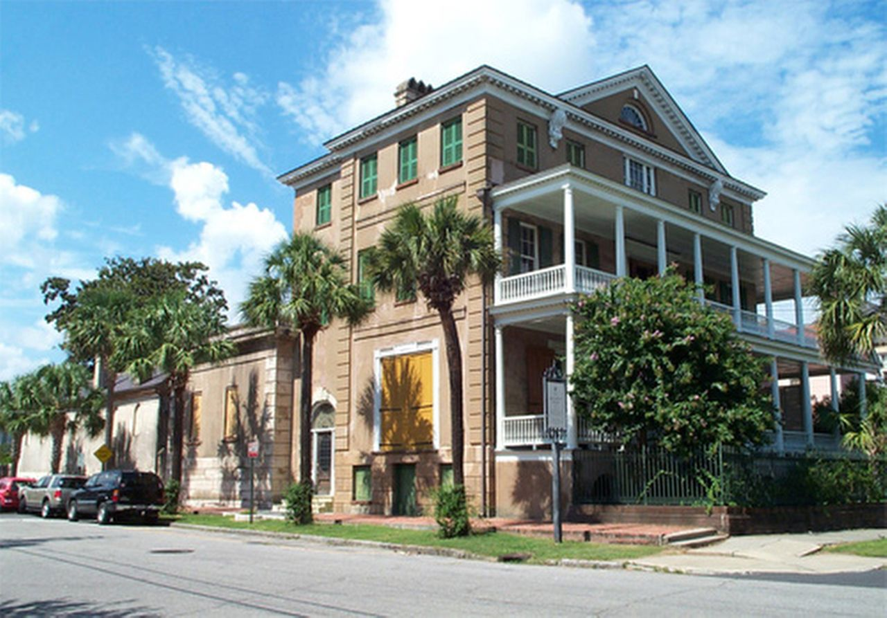 Gullah Tours with Alphonso Brown Historic tours