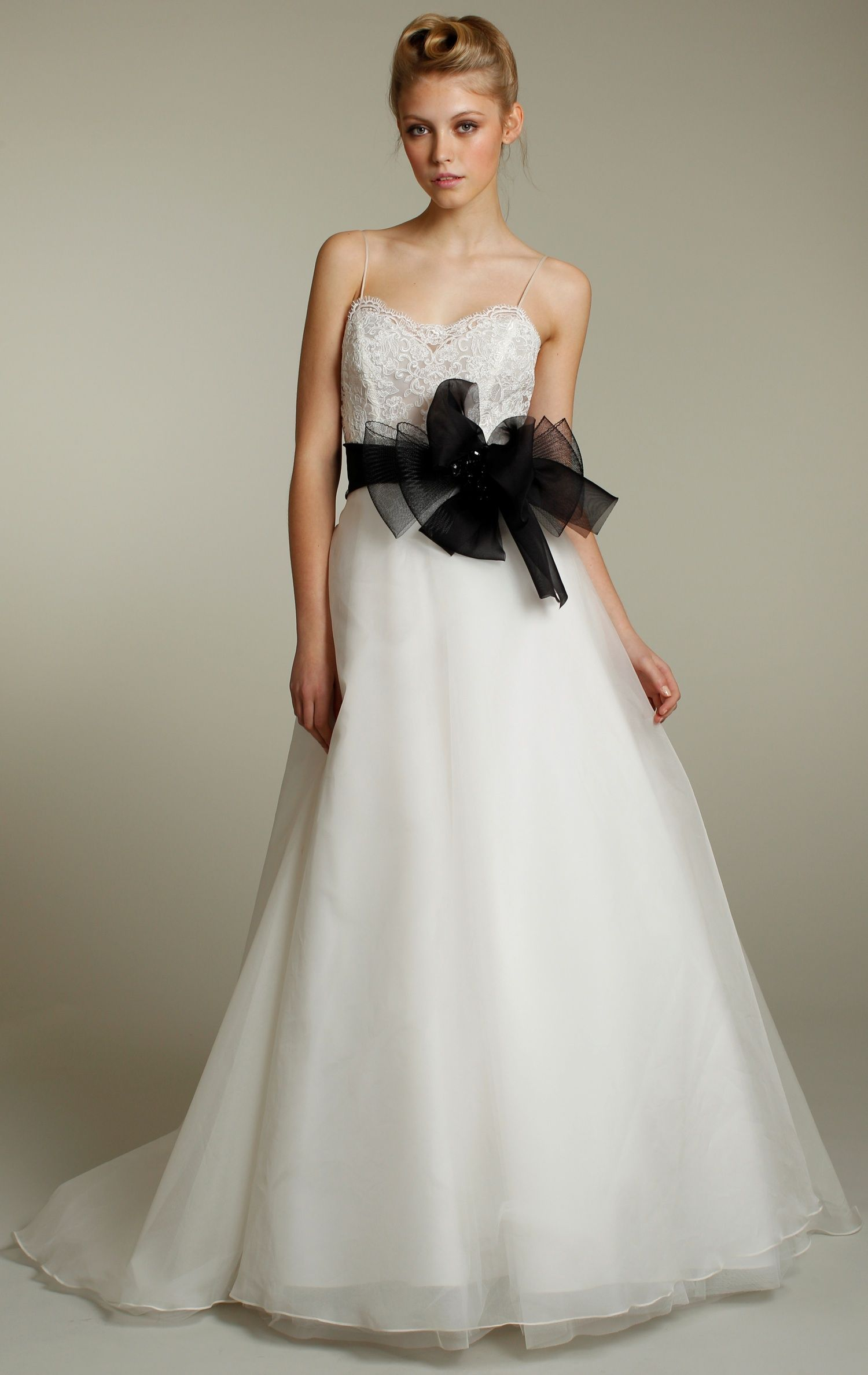 Wedding dresses with black sashes google search wedding the wedding dresses with black sashes google search ombrellifo Image collections