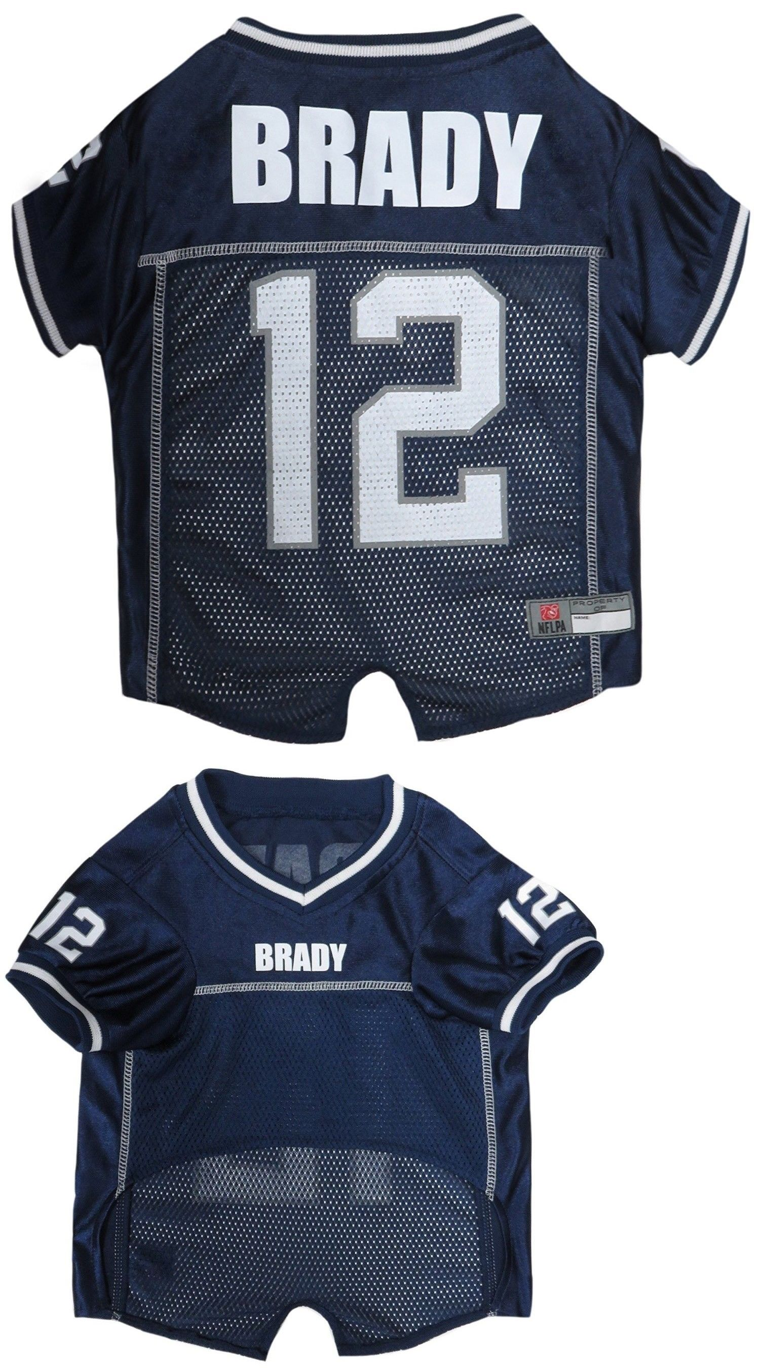 size 40 63039 4efc5 Clothing and Shoes 177796: Tom Brady Dog Jersey #12 New ...