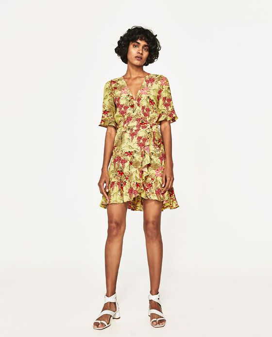 f8002ed4c VESTIDO ESTAMPADO FLORES | FASHION STYLE | Dresses, Dresses for sale ...