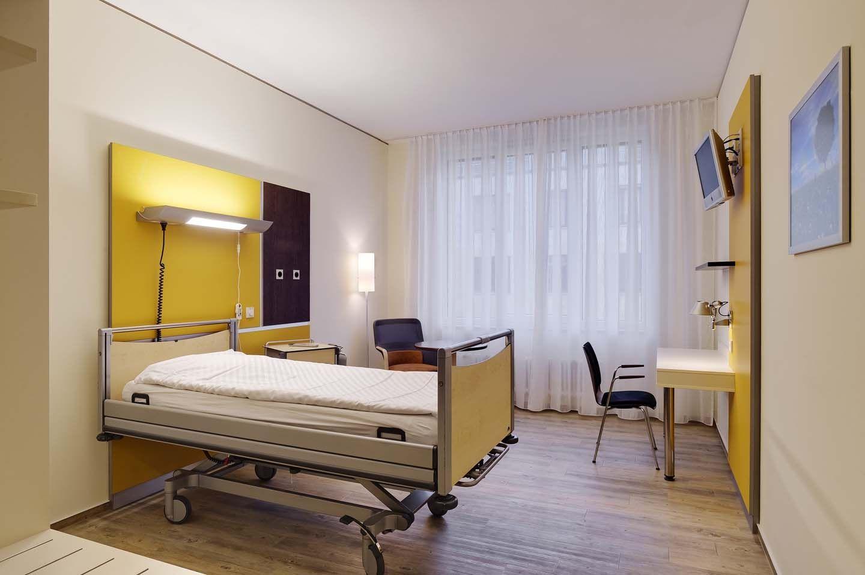 Architekten Krefeld projekt helios klinikum krefeld hauptgebäude ludes architekten