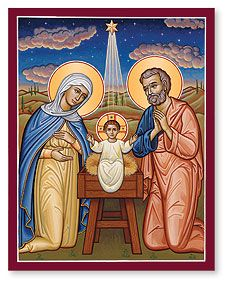Christ the New Dawn Icon