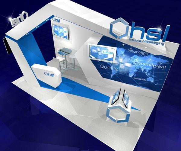 Exhibition Stand Banner Design : Exhibition stand design denenecek projeler pinterest