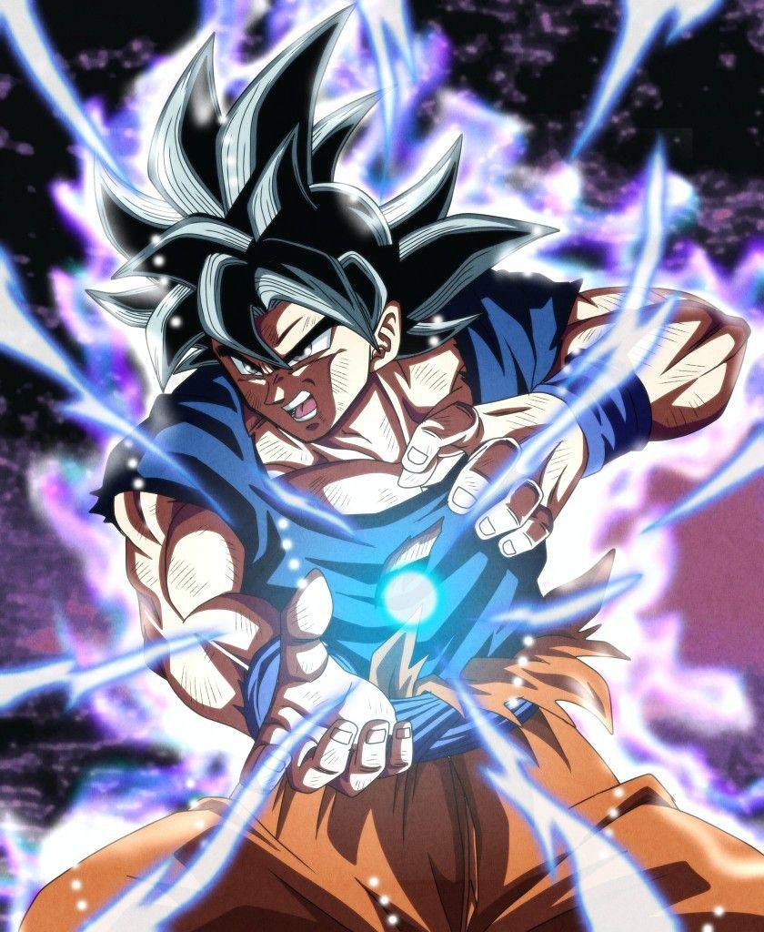 Goku Ultra Instinct By Akabeco Anime Dragon Ball Super Dragon Ball Art Dragon Ball Wallpapers