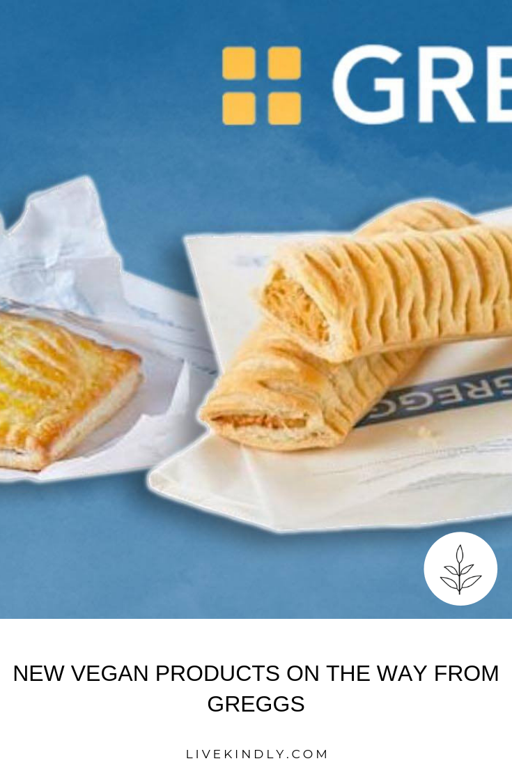 Greggs Ceo Roger Whiteside Has Revealed That Following The Success Of The Vegan Sausage Roll The Chain Is Working On N Food Vegan Sausage Rolls Vegan News