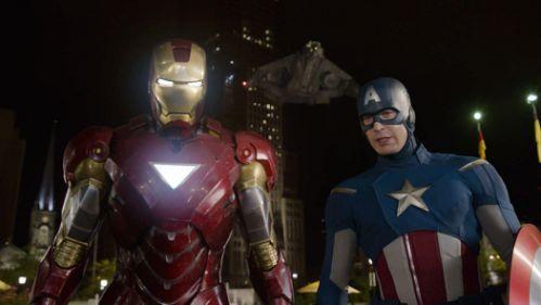 Yahoo Movies Uk Avengers Movies Captain America Iron Man Captain America