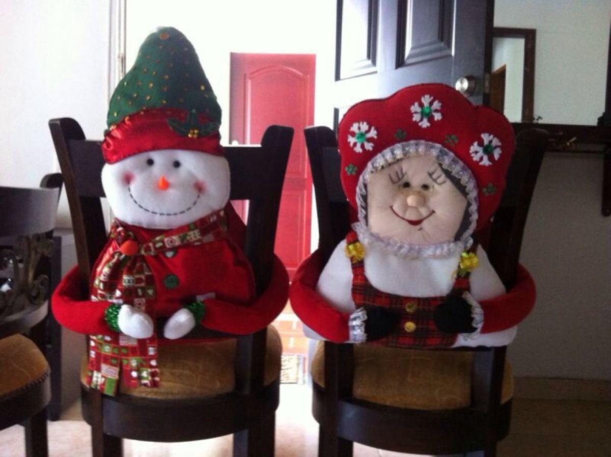 Adorno de navidad para sillas car pictures fundas para - Adornos navidenos para sillas ...