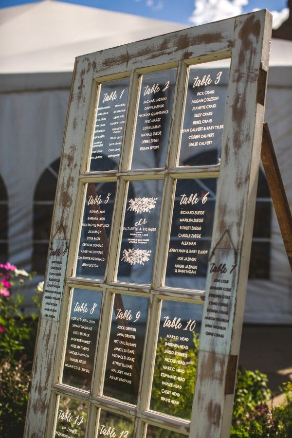 10 Rustic Old Door Wedding Decoration Ideas To Make Your Outdoor Country Weddings Unforget Seating Chart Wedding Wedding Table Assignments Seating Plan Wedding
