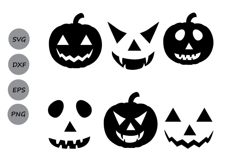 Image result for pumpkin silhouette Pumpkin faces