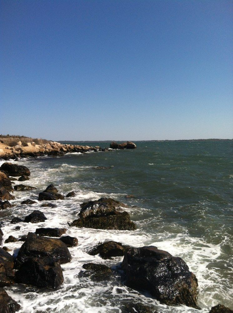 Bluff Point State Park and Coastal Reserve Trail Places
