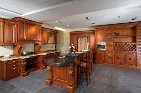 25 best ideas about Solid Wood Kitchens on Pinterest   Countertops, Solid wood  kitchen cabinets and Cabinets