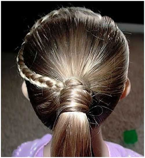Groovy 1000 Images About Kids Hair On Pinterest Short Hairstyles For Black Women Fulllsitofus