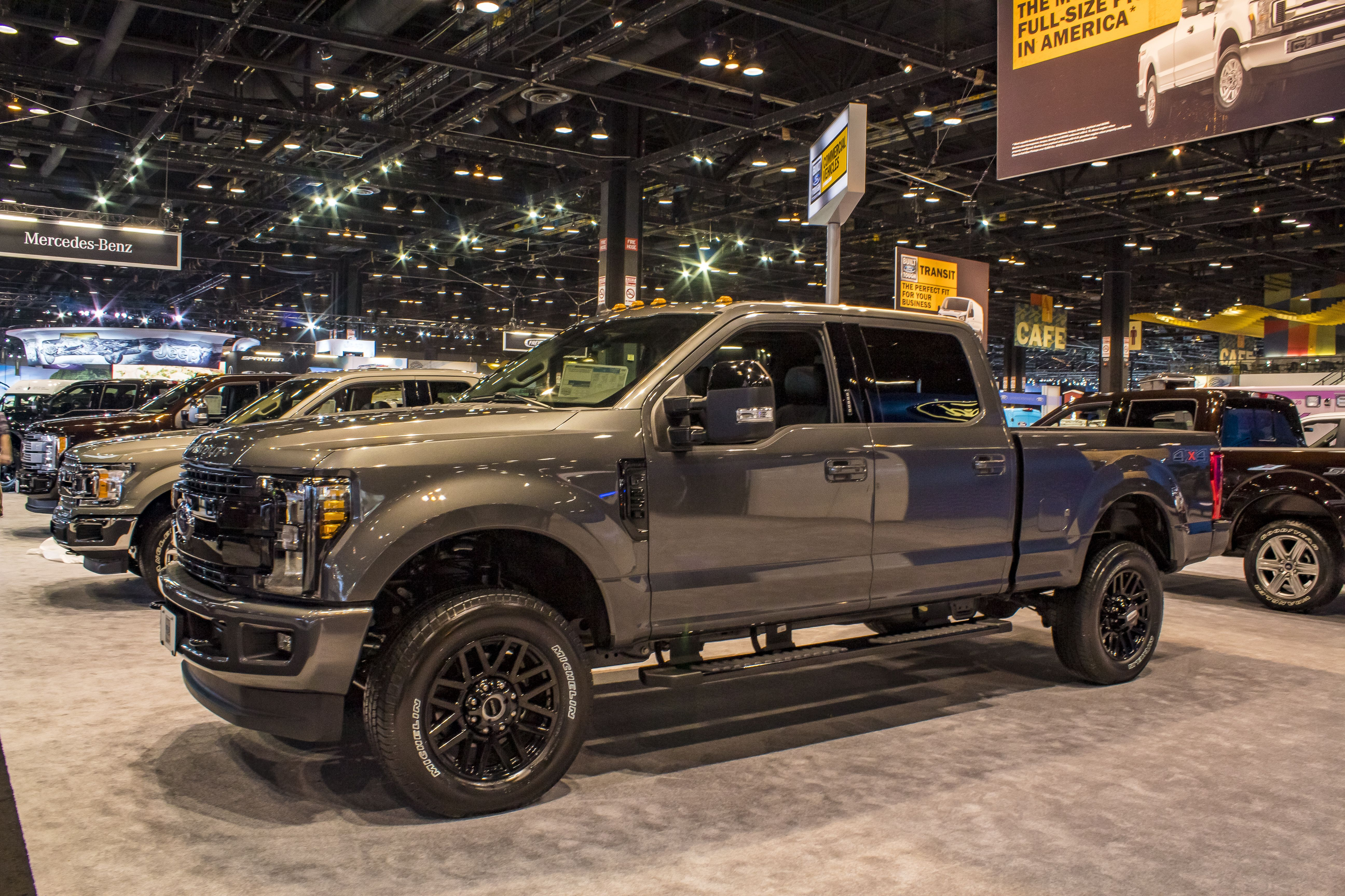 Ford S Godzilla Engine Could Receive A Mighty Boost Thanks To A New Whipple Supercharger Top Speed In 2020 Supercharger Ford Super Duty Latest Cars