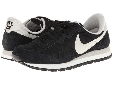 Nike Air Pegasus '83 Black/Sail/Light Bone - Zappos.com Free