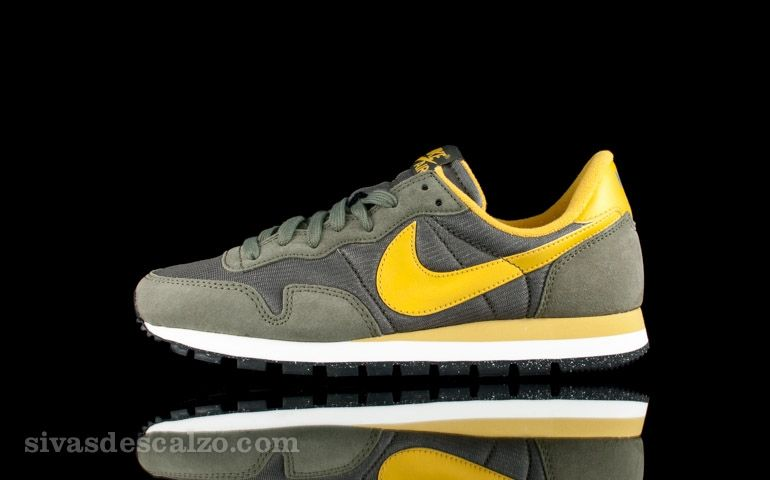 Wmns Nike Air Pegasus 83 Verde Schuhe Kleidung
