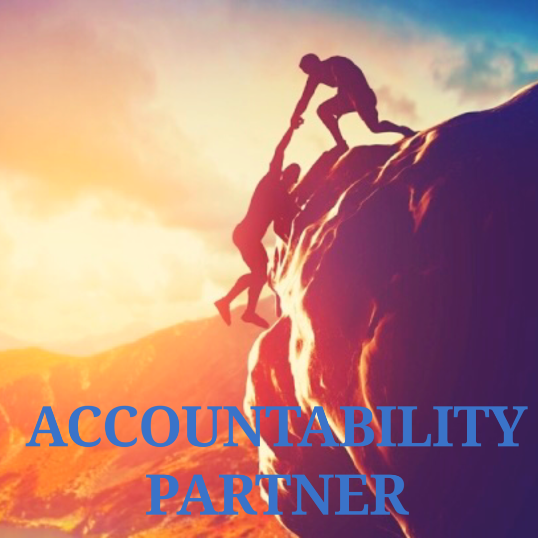 What S A Accountability Partner By Definition It S