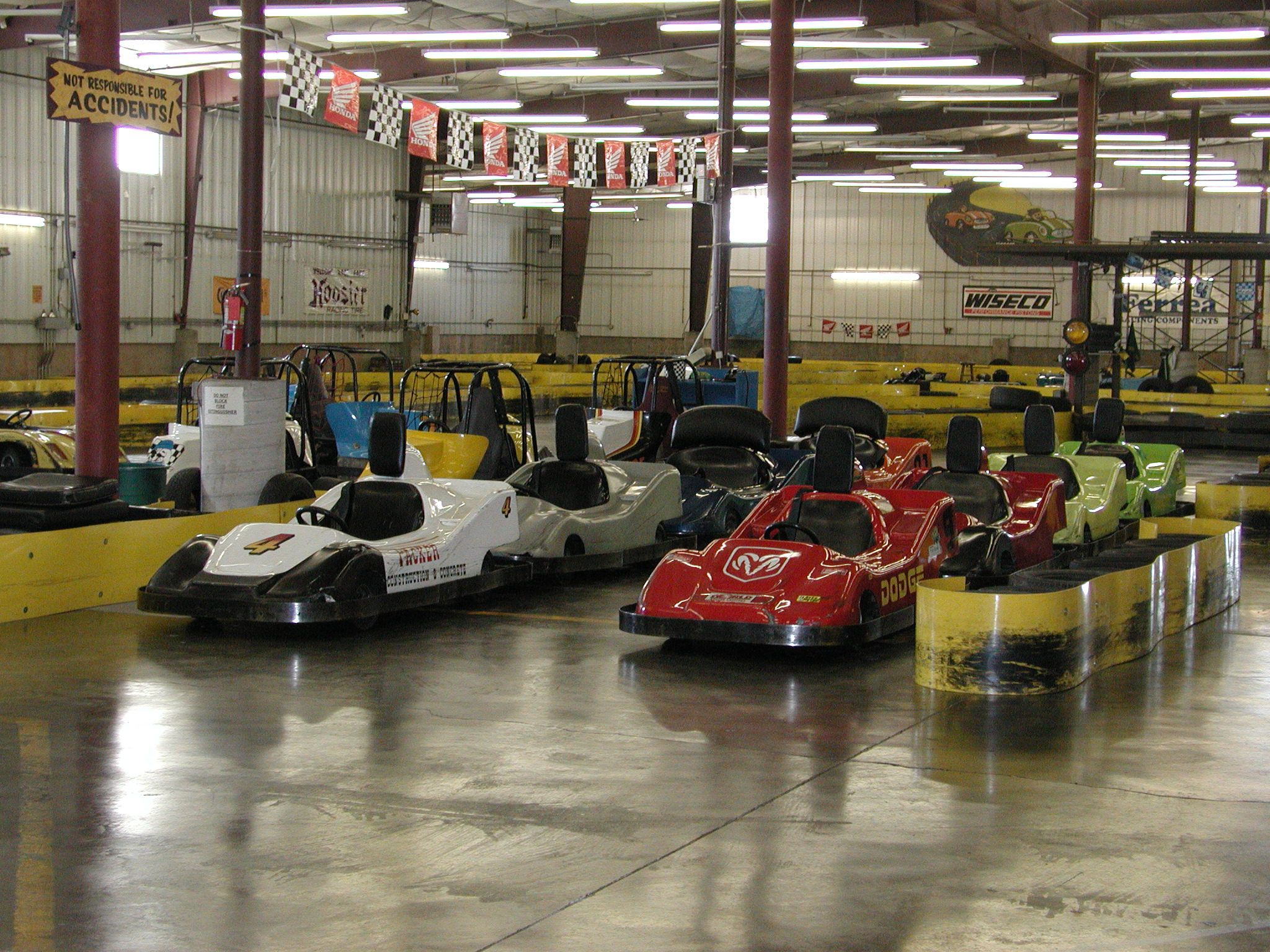 Flags And Wheels In Rapid City Rapid City South Dakota Vacation Indoor Amusement Parks