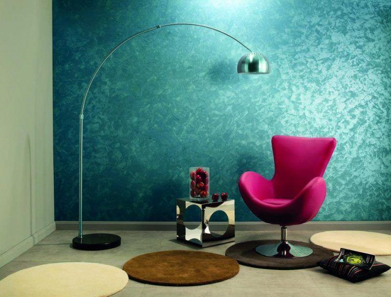 Wände richtig streichen - Tipps und 20 kreative Ideen - Innendesign - ideen fur wohnzimmer streichen