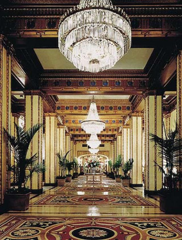 New Orleans Hotels, Fairmont, New Orleans