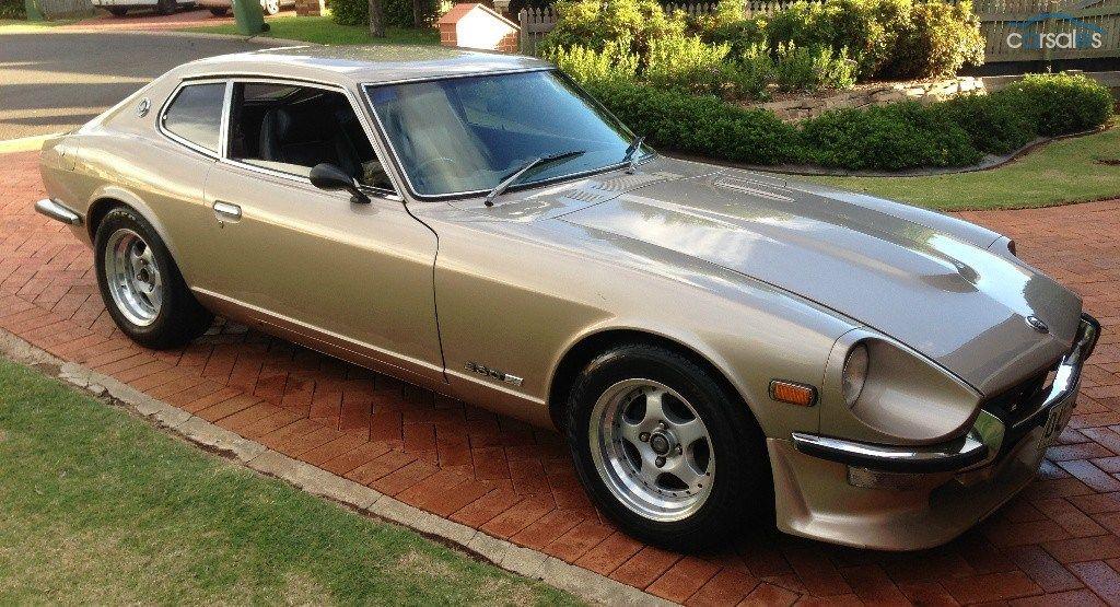 1976 Datsun 260Z 2+2 日産, 車