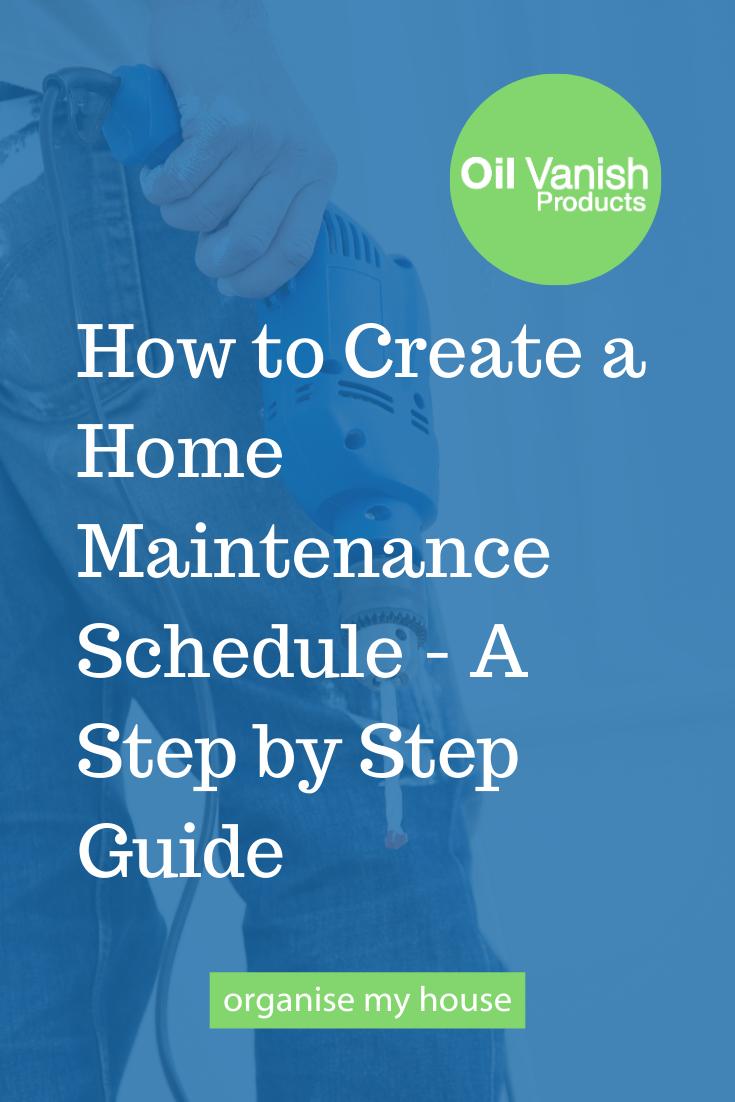 Photo of So erstellen Sie einen Wartungsplan für Ihr Zuhause – Schritt-für-Schritt-Anleitung