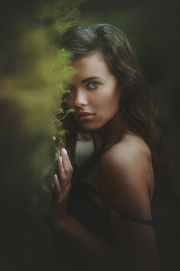 Outdoor Portrait Of A: Breathtaking Outdoor Portraits By TJ Drysdale