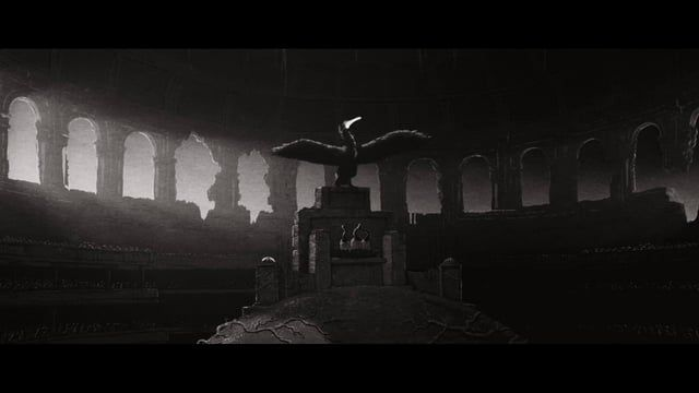 David Gilmour Rattle That Lock David Gilmour Animation Eerie